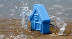 small-house-flood-beach